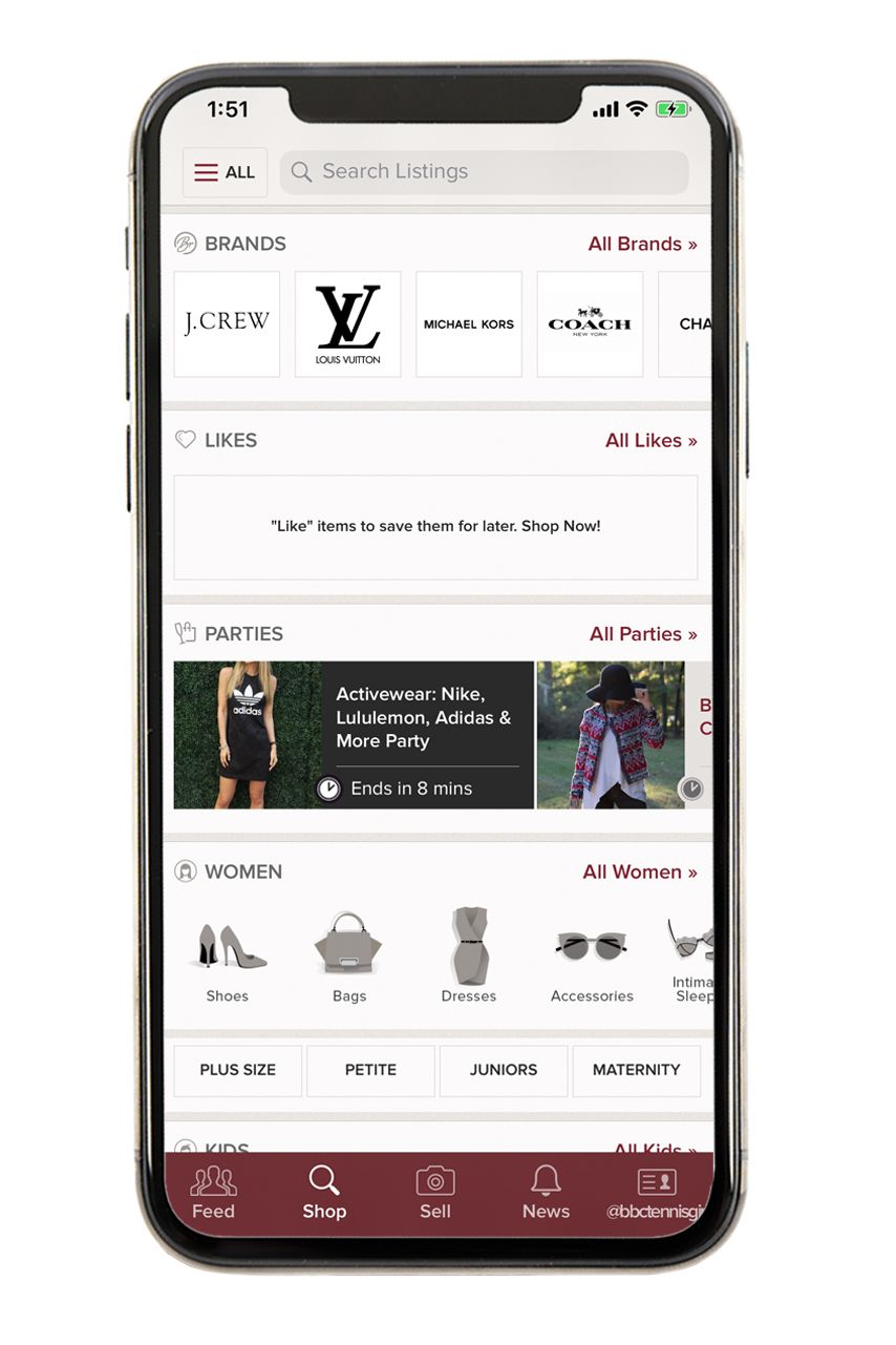 Poshmark - Best Clothing Apps