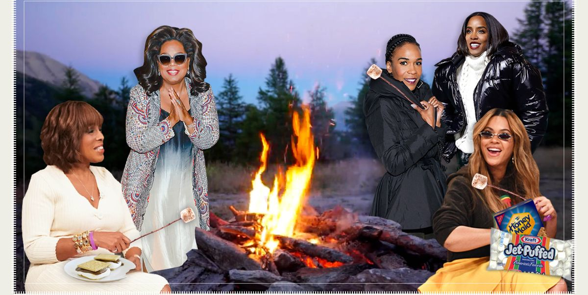 15 Glamping Spots Oprah, Gayle, and Destiny's Child Can Visit For an Adventure
