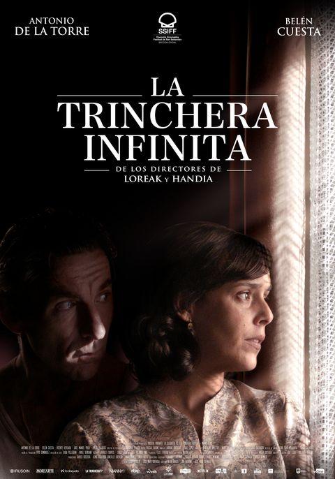 """Antonio de la Torre y Belén Cuesta en """"La trinchera infinita"""""""