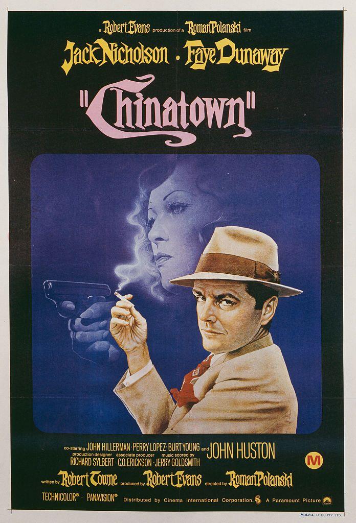 'Chinatown', la última obra maestra del cine negro