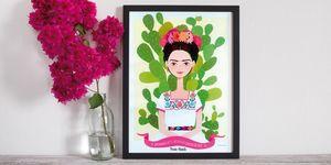 Frida Khalo Re-belle box