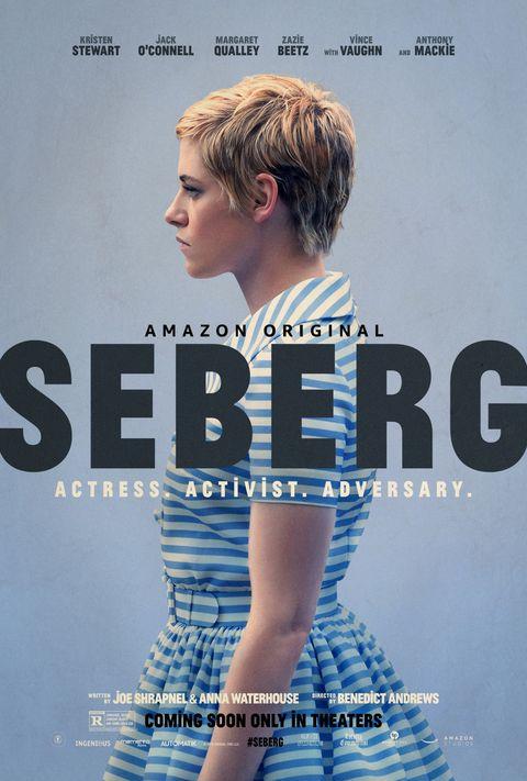 Tráiler de 'Seberg', protagonizada por Kristen Stewart