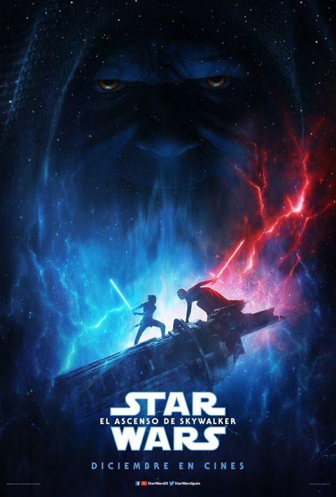 Star Wars Personaje Matt Smith -Rumores El Ascenso de Skywalker