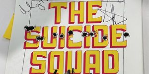 poster the suicide squad james gunn