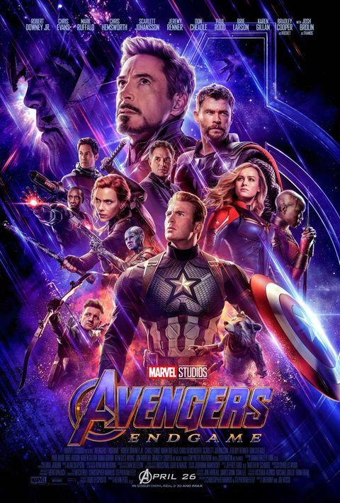 Cine en pantalla grande - Página 17 Poster-vengadores-endgame-1552567490