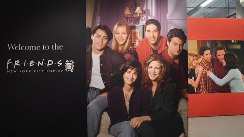 27 jaar na de eerste aflevering is de tv show friends nog steeds populair