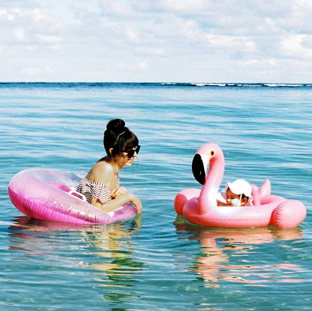 postpartum bathing suits