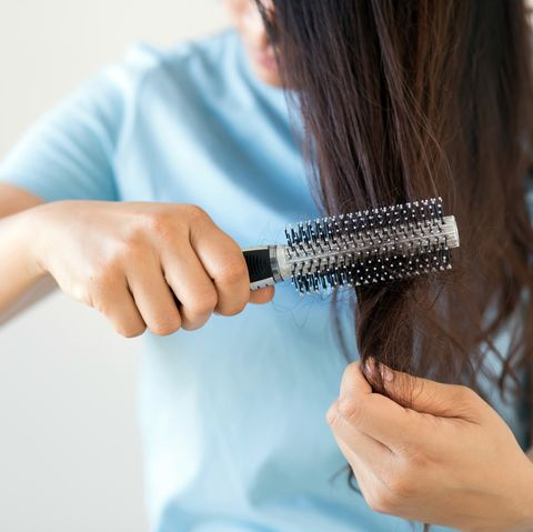 postpartum hair loss causes and treatment