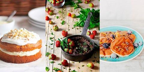 Dish, Food, Cuisine, Ingredient, Brunch, Garnish, Comfort food, Finger food, Hors d'oeuvre, Produce,
