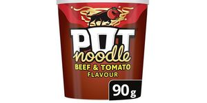 Beef And Tomato Pot Noodles Have Been Recalled Over Allergy Fears