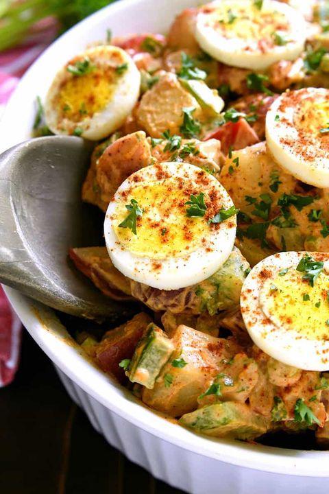 potato salad recipes cajun