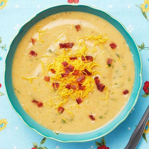 potato soup fall soup recipes