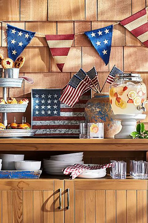 16 Best 4th Of July Decorations Patriotic Decorating