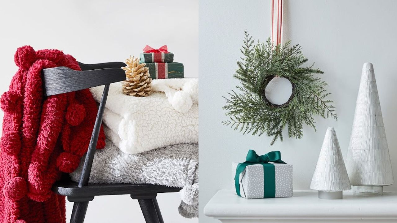 Pottery Barn's New Christmas Collection Will Get You Excited for the Holidays