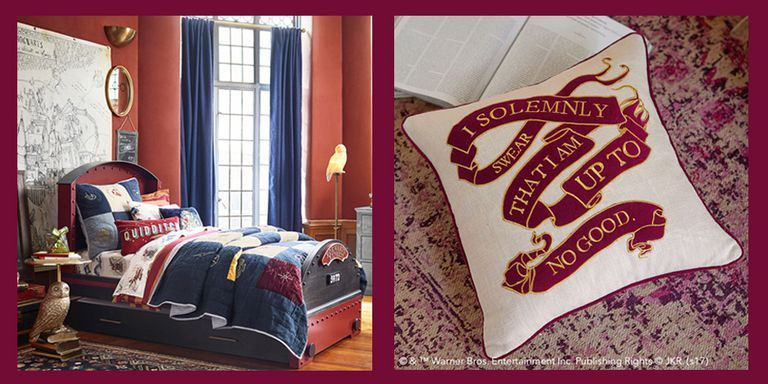 Pottery Barn S 2018 Harry Potter Collection Is Here
