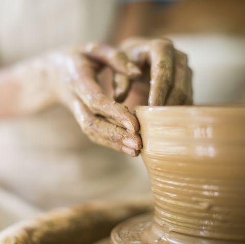 best pottery classes in london