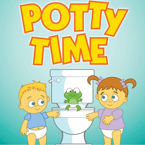 Potty Training Apps - Potty Time