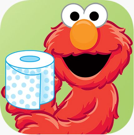 Potty Training Apps - Potty Time With Elmo