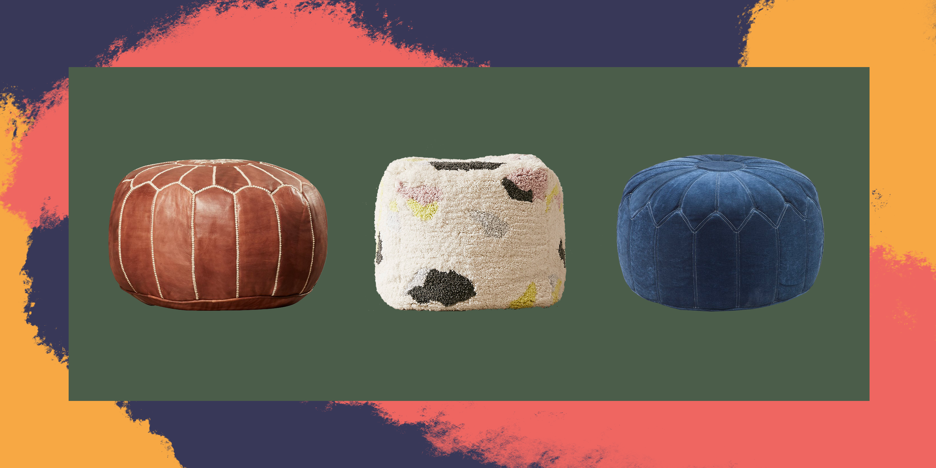 Superb 10 Most Comfortable Floor Poufs Stylish Poufs And Floor Gamerscity Chair Design For Home Gamerscityorg