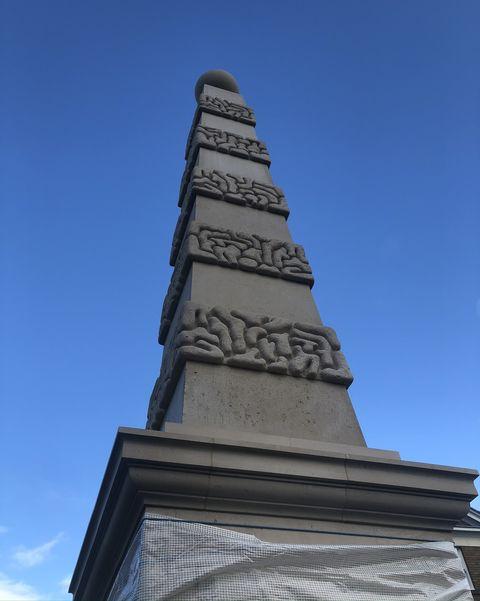 poundbury obelisk prince charles the princes foundation