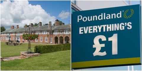 Poundland Property For Sale In Shropshire Comes With Indoor ...