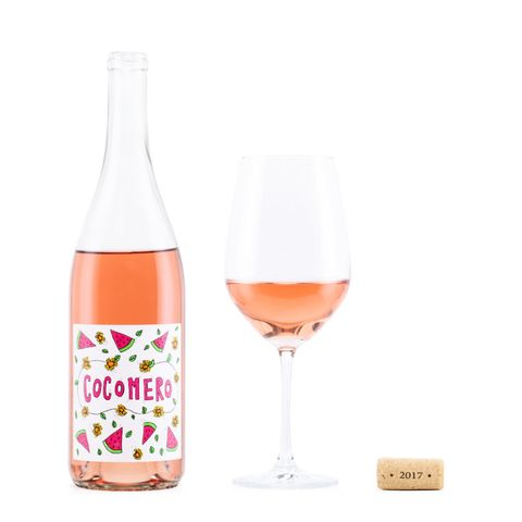 Drink, Wine glass, Glass, Alcoholic beverage, Glass bottle, Product, Stemware, Champagne cocktail, Drinkware, Bottle,
