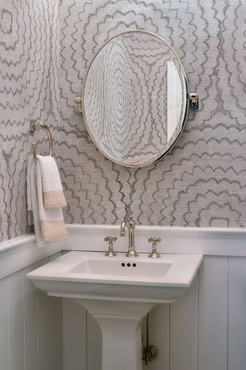 40 Stunning Powder Room Ideas - Half-Bath Decor & Design ...