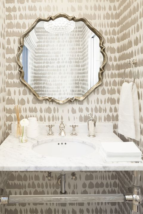 40 Stunning Powder Room Ideas