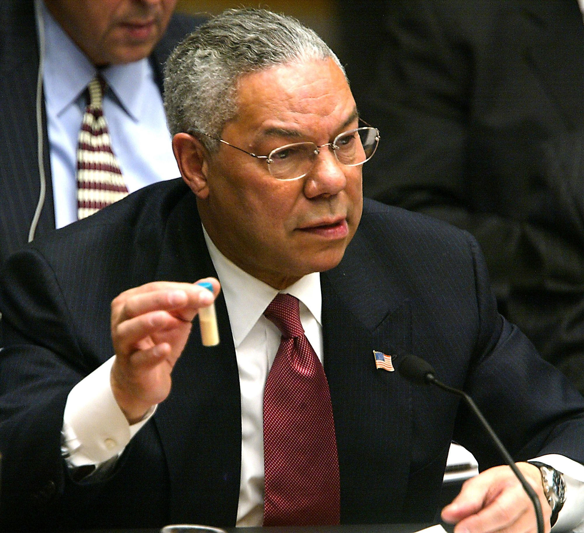 Colin Powell Had the Chance to Be a Great Man in a Crucial Moment. He Chose to Be a Loyal Apparatchik.