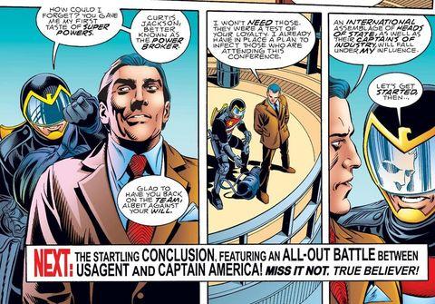 power broker comics