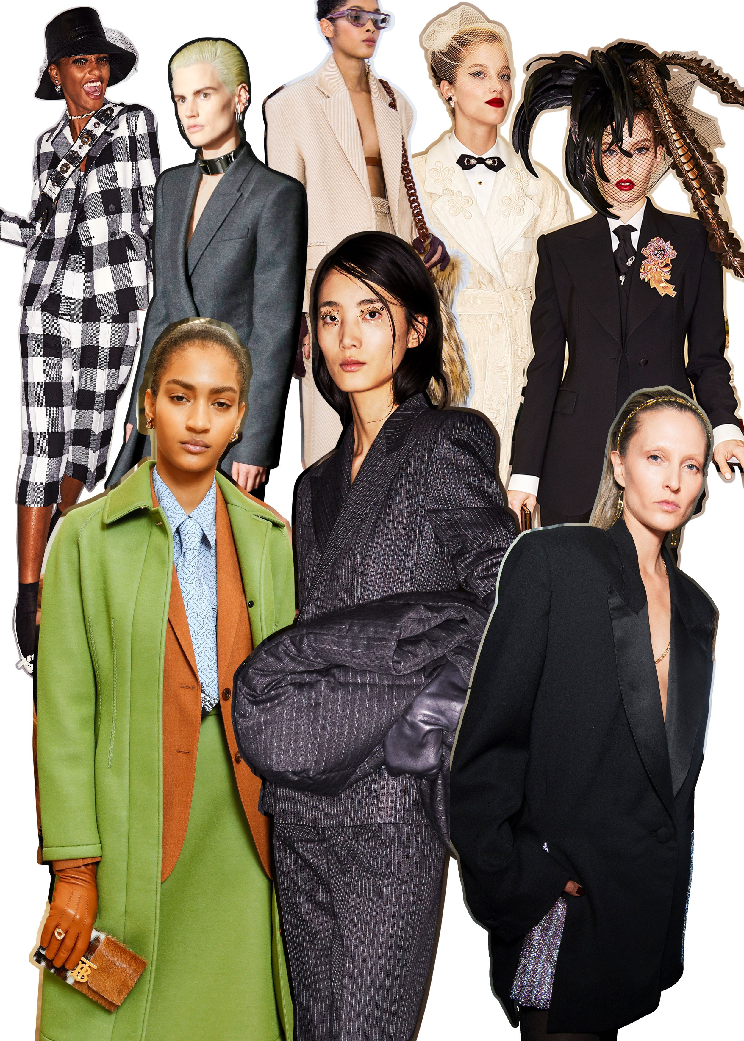 Power Dressing Is Back, But It Doesn't Look the Same