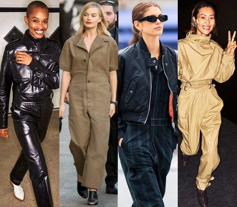 Power of Fashion- Boilersuits