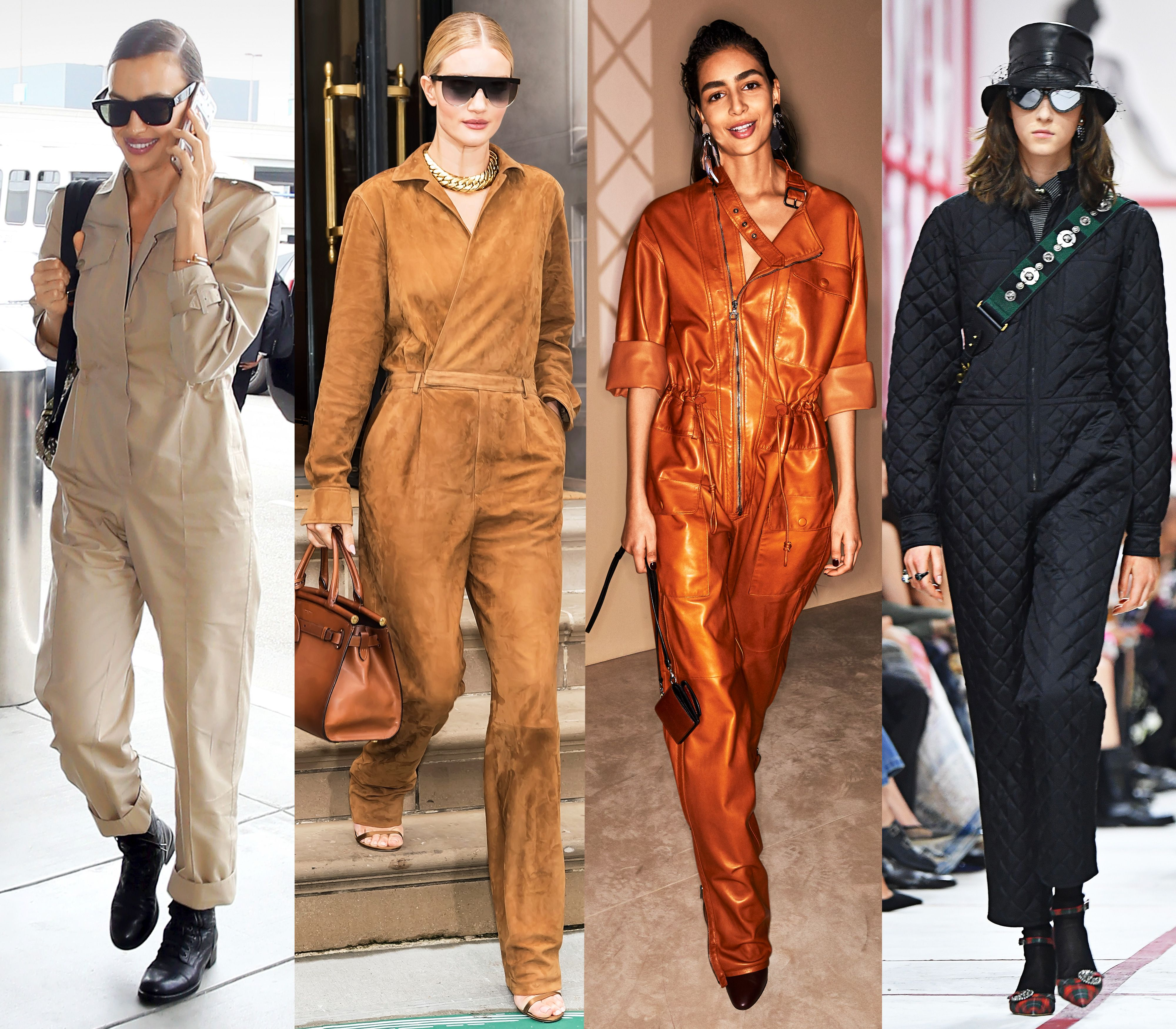 Is the Boilersuit the New Power Suit?