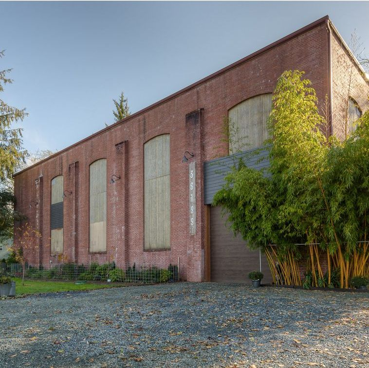 This Former Power Plant Is Hiding An Impeccable Modern Home