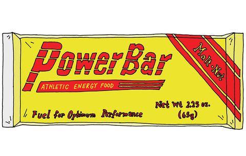 Powerbar energy bars