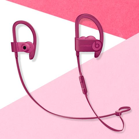 Pink, Headphones, Audio equipment, Gadget, Magenta, Technology, Electronic device, Headset, Ear,
