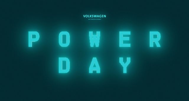 volkswagen power day event