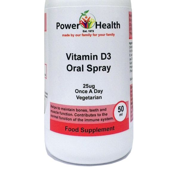 Power Health Vitamin D spray
