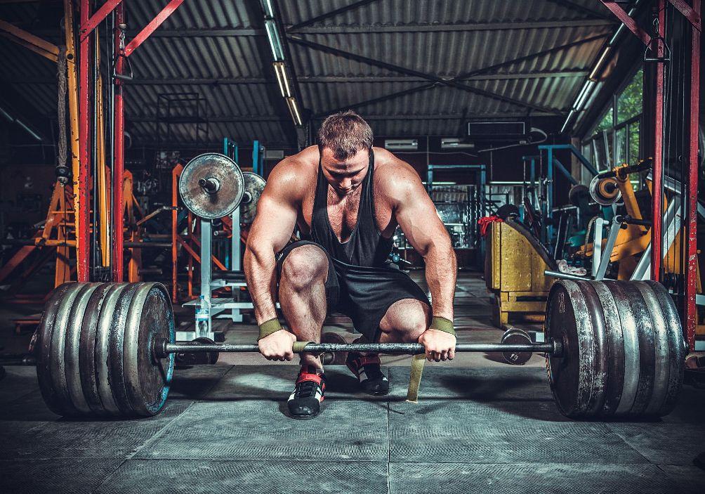 entrenamiento basico para powerlifting