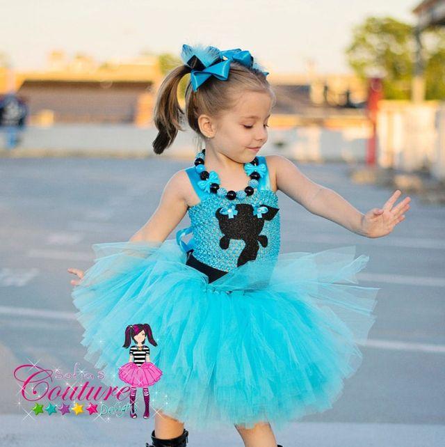 powerpuff girls costume bubbles