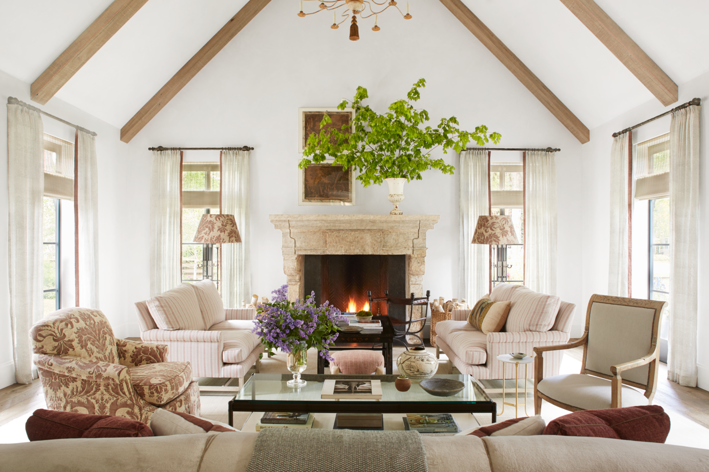 10 Fireplace Ideas 10 - Best Fireplace Designs in Every Style