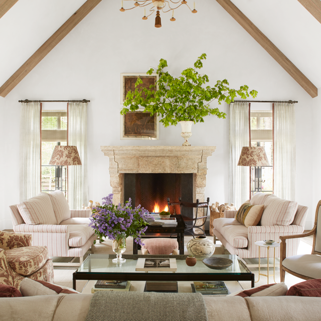 35 Fireplace Ideas - Best Fireplace Designs in Every Style