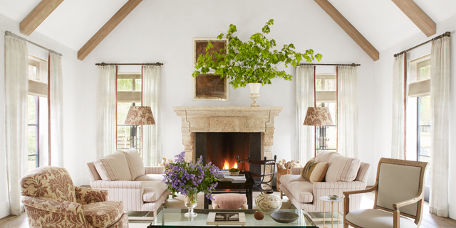35 Fabulous Fireplace Ideas That Make for a Charming Hideaway