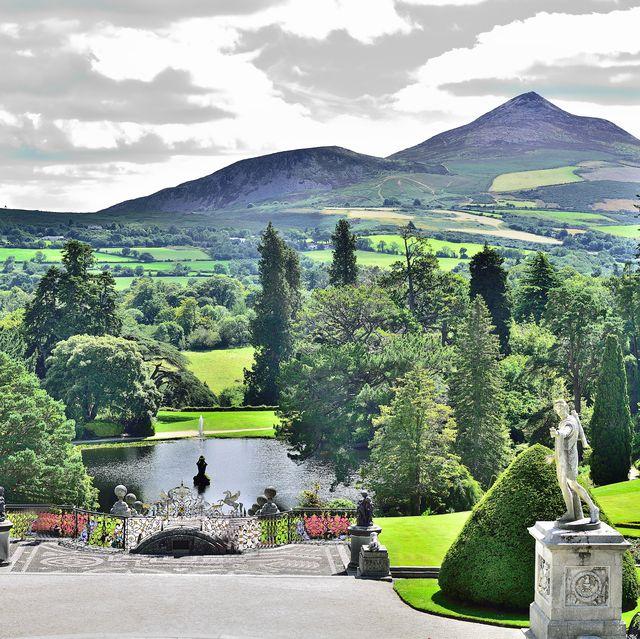 powerscourt estate enniskerry ireland