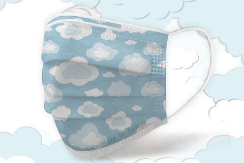 寶雅雲朵口罩
