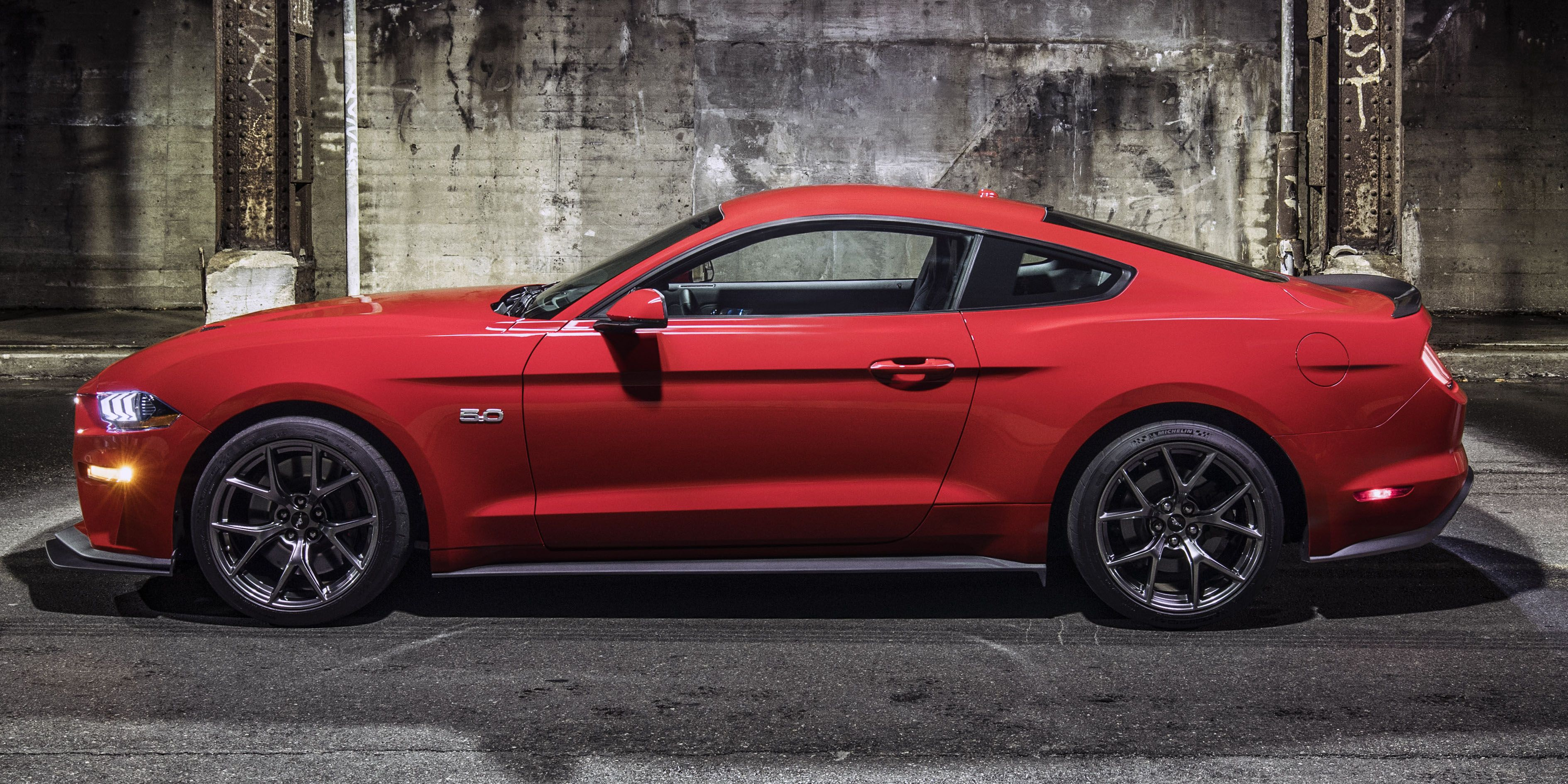 The 2018 ford mustang gts newest performance pack is for people who arent ready for a gt350