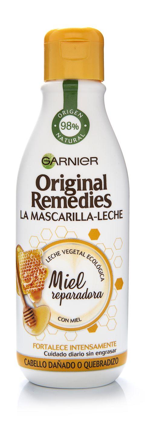 Mascarilla_Leche Miel Reparadora Original Remedies Garnier