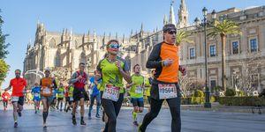 Medio Maratón de Sevilla 2020