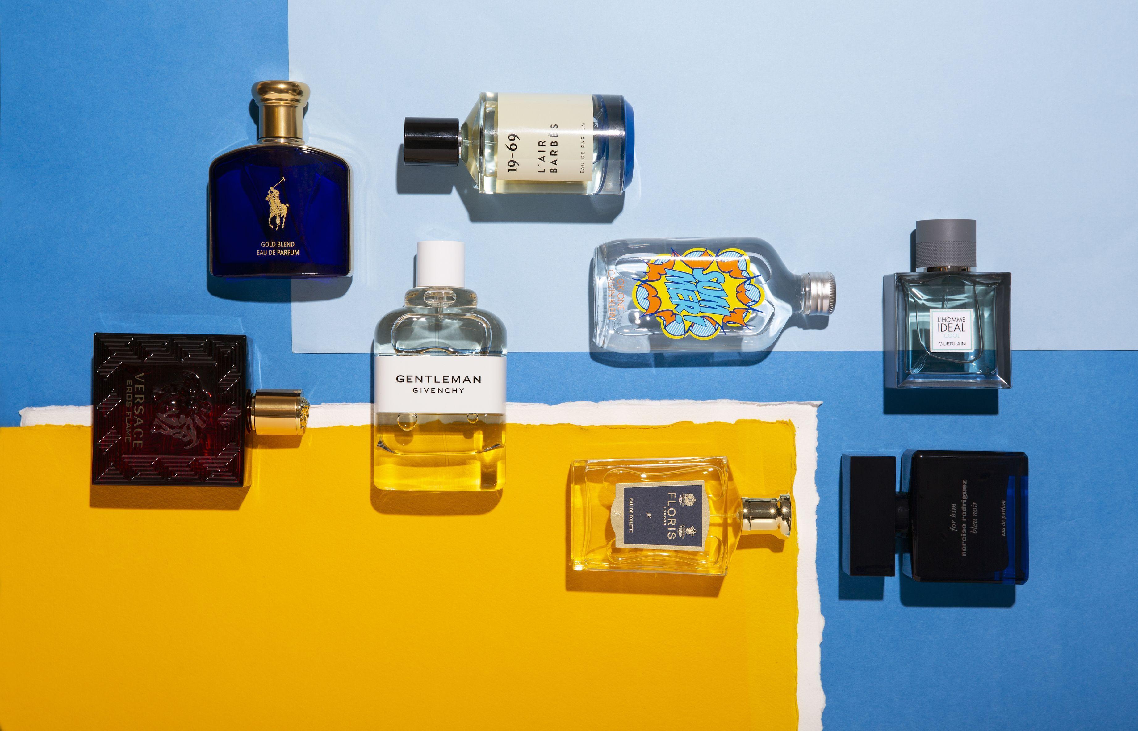 perfumes hombre primavera