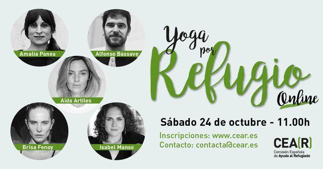 yoga por refugio online ii